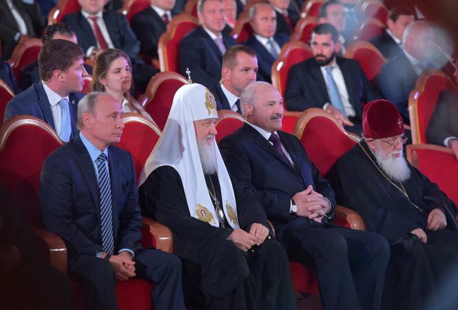 Александр Лукашенко. Фото: пресс-служба президента Беларуси
