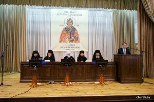 Представители Витебской духовной семинарии приняли участие в мероприятиях по случаю 20-летия Минской духовной академии