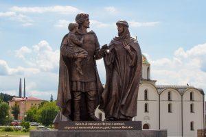 6 декабря в Витебске пройдут торжества по случаю дня памяти святого благоверного князя Александра Невского