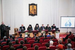 В Минской духовной семинарии состоялись IX Чтения памяти митрополита Иосифа (Семашко) († 1868)