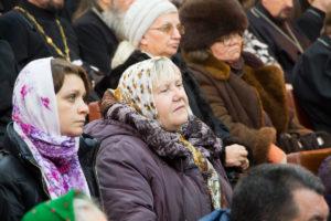 Состоялось ежегодное отчётное собрание духовенства и мирян Витебской епархии