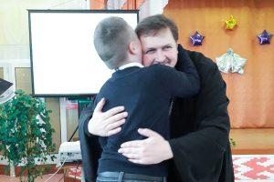 Всредней школе № 28 города Витебска прошло мероприятие, посвящённое Международному дню людей с ограниченными возможностями