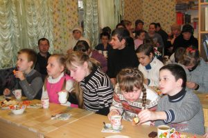 Ученики вспомогательной школы № 26 приняли участие в мероприятиях, посвященных Дню инвалида, в Свято-Покровском соборе Витебска