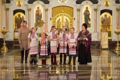 Вторая встреча архиепископа Димитрия с жёнами витебского духовенства. Фоторепортаж.