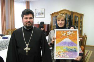 Состоялся рабочий визит представителей Смоленской митрополии в Витебск
