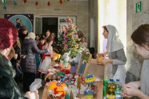 В Доме культуры железнодорожников города Орши состоялся праздничный Рождественский концерт