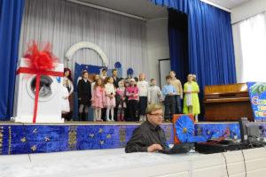 Отдел социальной направленности Витебской епархии провёл рождественскую акцию «Милосердный саморянин» в Витебском доме-интернате для престарелых и инвалидов