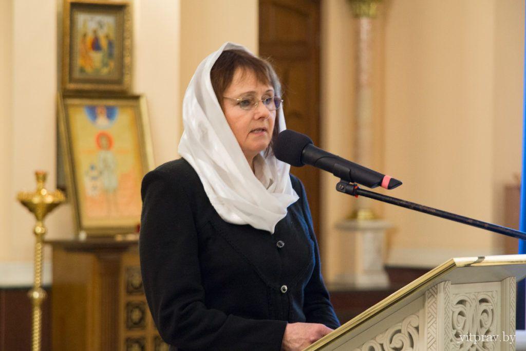 В Витебске состоялась очередная встреча Витебской областной общественной организации православных женщин