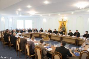 В Белорусской Православной Церкви обсуждается подготовка к юбилейным торжествам 2017-2019 годов