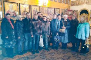 В воскресной школе «Свет Фавора» состоялось мероприятие, приуроченное «Дню православной книги»