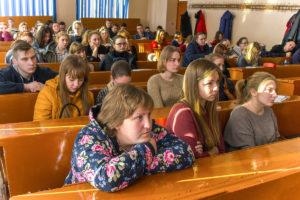 В Академии ветеринарной медицины города Витебска прошли мероприятия, посвящённые Дню православной книги
