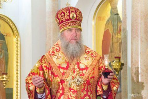 Пасхальное приветствие архиепископа Витебского и Оршанского Димитрия