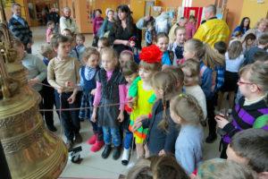 В Городке прошла пасхальная акция для детей с ограниченными возможностями
