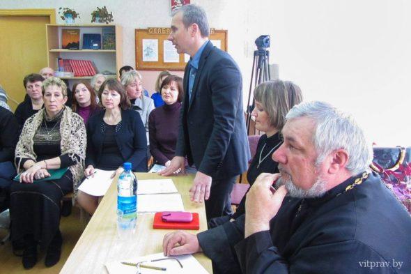 Восьмые Пасхальные чтения прошли в Лепельском благочинии