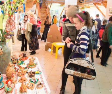 Торжественное открытие выставки-конкурса детского творчества «Божий мир глазами детей». Фоторепортаж