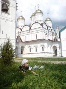 Фотоконкурс «Дети в храме» 2017