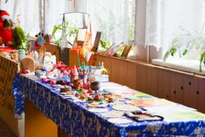 Пасхальная благотворительная акция «Это мой выбор!» прошла в деревне Боровка