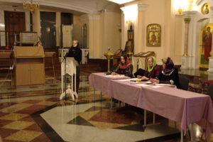 В Витебске прошли V Кирилло-Мефодиевские чтения молодых исследователей «Славянская письменность и культура: изучение, сохранение, приумножение»