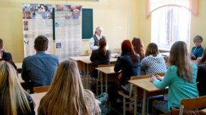 В рамках Международного дня семьи Диаконический центр Витебской епархии провел бесед о семейных ценностях