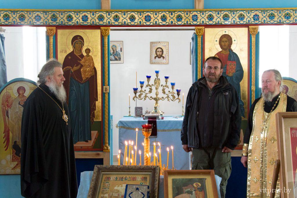 Крестный ход к 100-летию начала подвигов новомучеников Русской Православной Церкви вошёл в Витебск