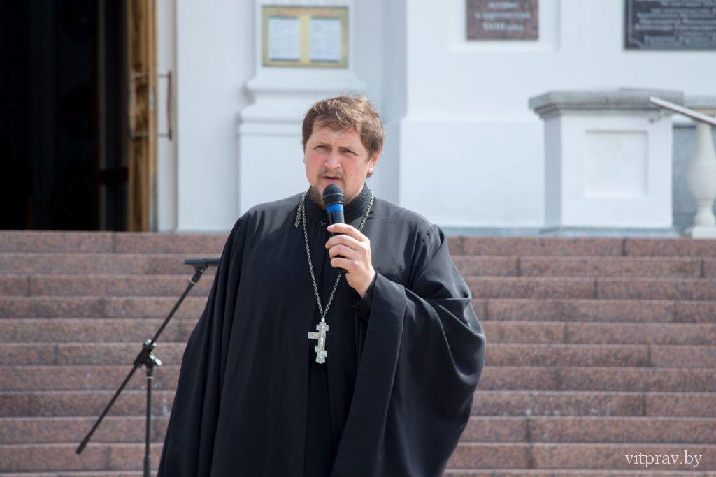 В Витебске прошла акция «Милость в радость»