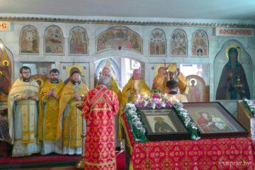 В Витебске почтили память преподобномученика Афанасия Брестского