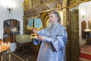 Торжества по случаю дня памяти Оршанской иконы Божией Матери