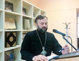 Витебская духовная семинария приняла участие в международном вебинаре, организованном учебным комитетом РПЦ