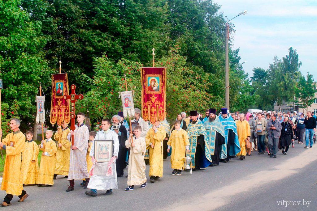 Экспедиция «Дорога к святыням» посетила Лепель