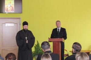 Оршанцам рассказали о жизненном пути святителя Георгия Конисского