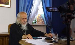 16 октября викарий Святейшего Патриарха Московского и всея Руси епископ Орехово-Зуевский Пантелеимон проведет интернет-встречу для священнослужителей в формате «вопрос-ответ»
