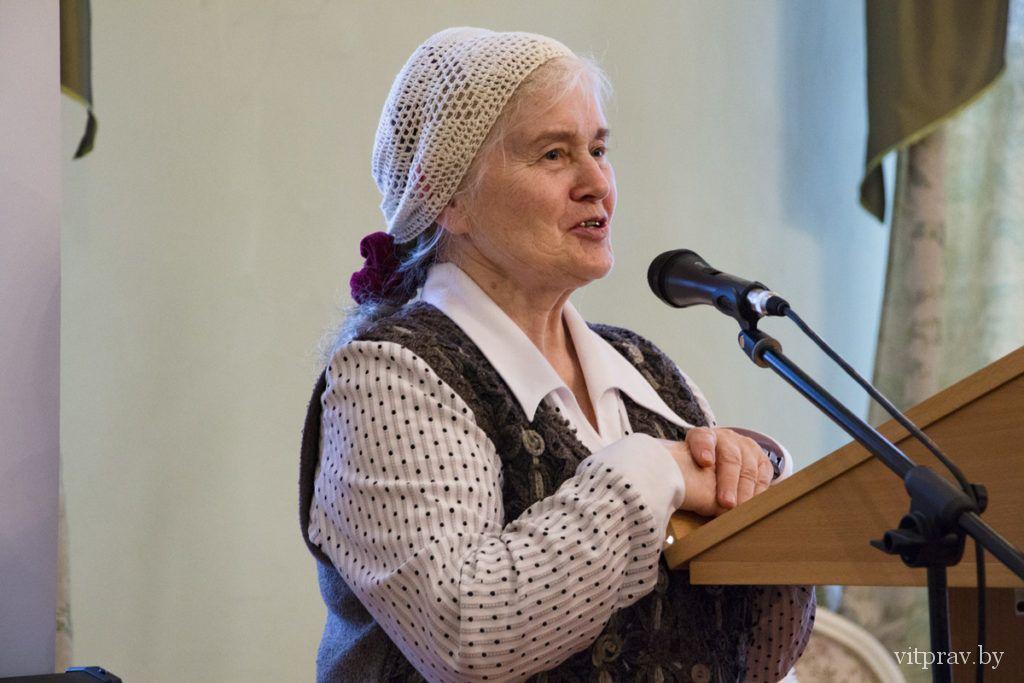 участницами Витебского областного общественного объединения православных женщин