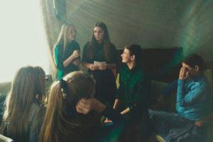 """В Витебске прошла первая часть православного практикума """"Жить по-настоящему"""""""