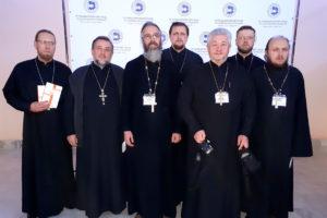 Иерей Виктор Гляд и протоиерей Павел Прудников приняли участие в VII Общецерковном съезде по социальному служению в Москве