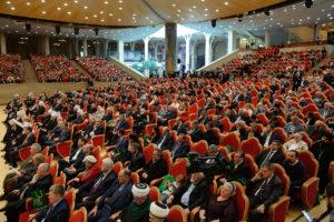 приняли участие в ХХI Всемирном русском народном соборе