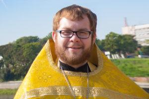 Священник Ярослав Ковальчук удостоен права ношения набедренника