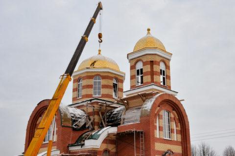 Храм святого равноапостольного князя Владимира г. Толочина