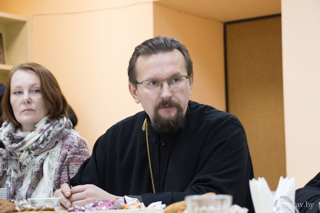 Архиепископ Дмитрий Димитрия провел пресс-конференцию, посвящённую 25-летию возрождения Витебской епархии