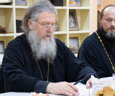 Архиепископ Дмитрий провел пресс-конференцию, посвящённую 25-летию возрождения Витебской епархии