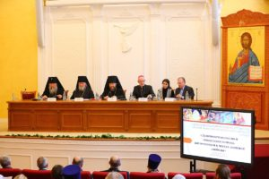 Делегация из Витебской епархии приняла участие в V международной конференции на тему «Душепопечительство и социальная помощь заключенным в местах лишения свободы»