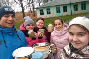 """На территории православного лагеря """"Дружба"""" прошла вторая часть практикума для подростков"""
