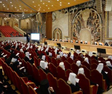 Приняты постановления Освященного Архиерейского Собора Русской Православной Церкви (29 ноября ― 2 декабря 2017 года)