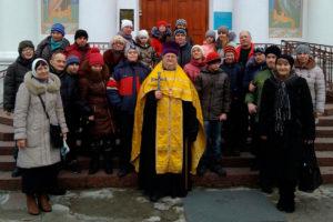 В Свято-Покровском соборе города Витебска прошла встреча, посвященная Международномудню инвалидов