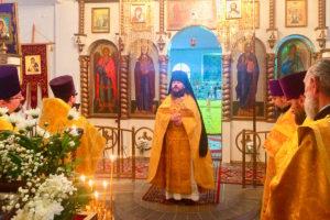 В Сенно почтили день памяти святителя Николая, архиепископа Мир Ликийских, Чудотворца
