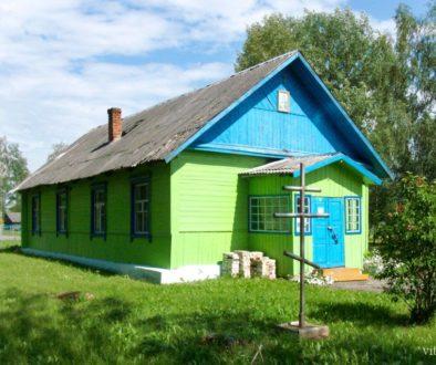 Храм святого Архангела Михаила д. Кривое Село