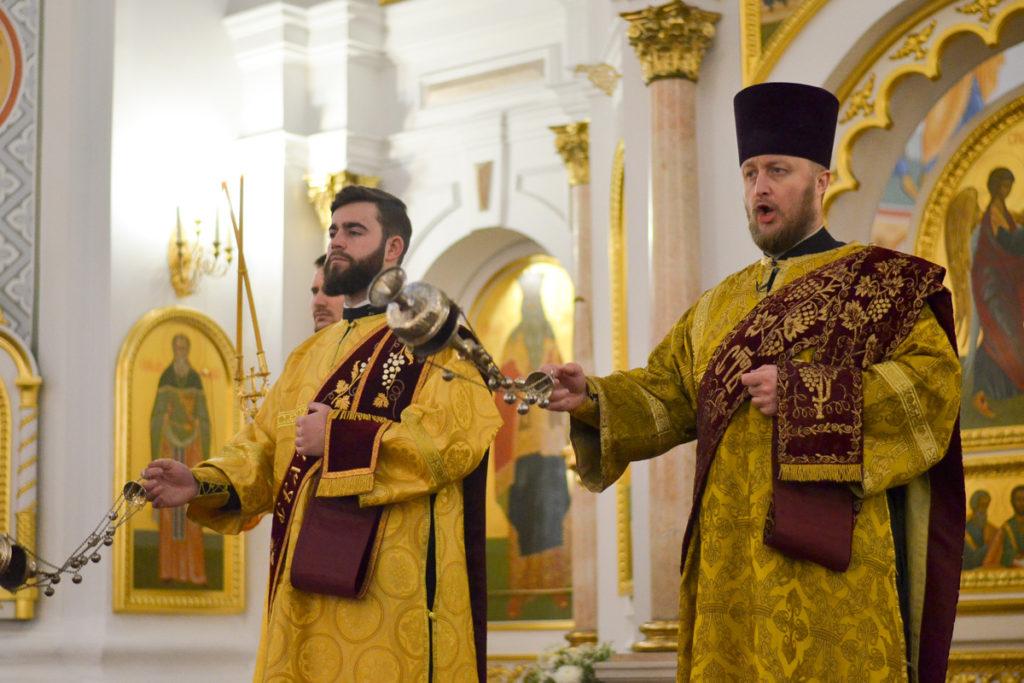Торжества по случаю 25-летия возрождения Витебской и Оршанской епархии. Фоторепортаж