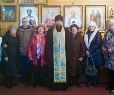 В Лепеле состоялась беседа-презентация «Роль веры в защите Отечества»