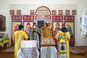 В Варваринском храме деревни Черейщина отметили престольный праздник