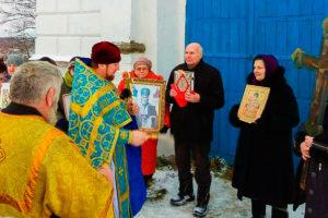 В Никольском храме деревни Макаровщина отметили престольный праздник