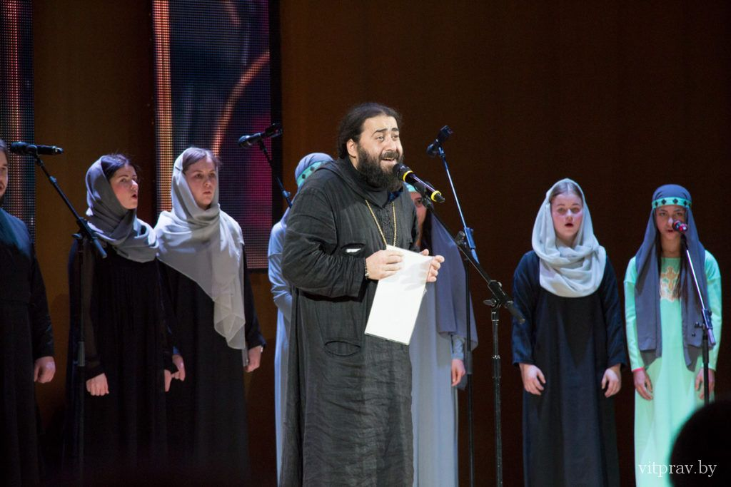 Представители Витебской епархии приняли участие в XXVI Международных Рождественских образовательных чтениях